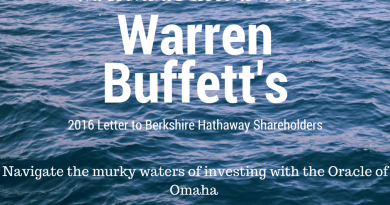 Investment Lessons From Warren Buffet
