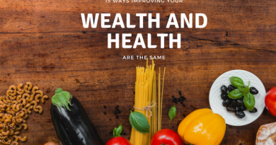 improving health and wealth