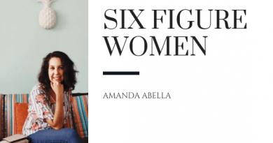 Six figure women Amanda Abella